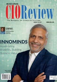 Innominds chosen amongstCIOReview's 100 Most Promising Big Data Solution Providers - 2017.