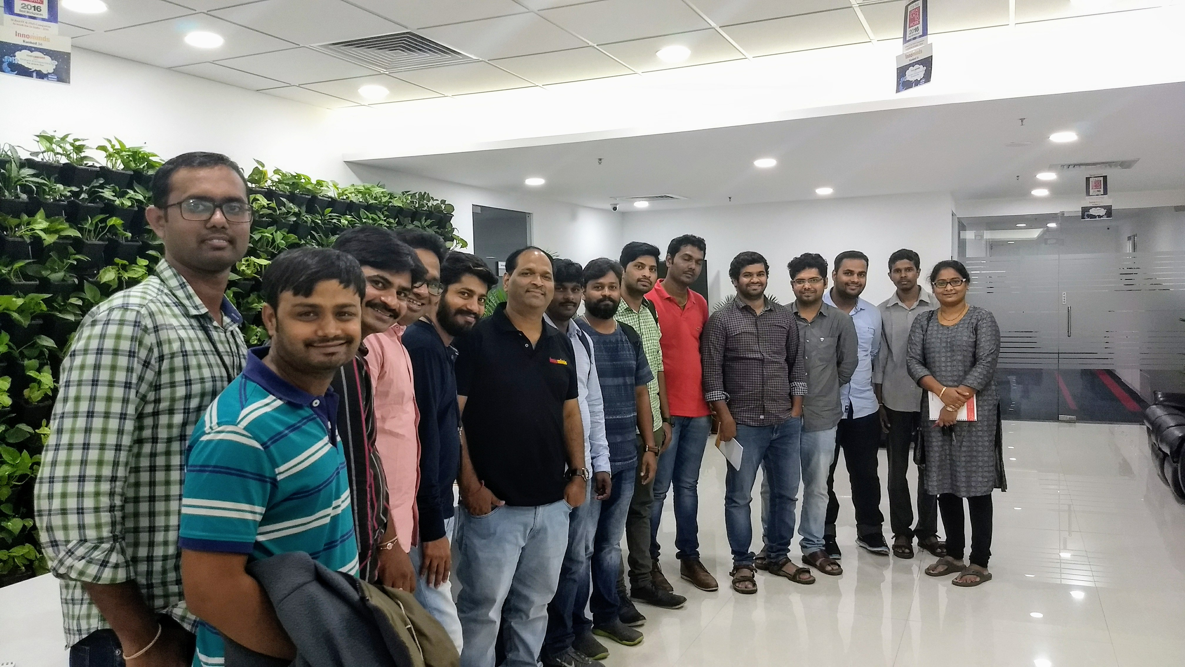 Innominds conducts meetup onArchitecture, Monitoring and Tuningof Hotspot JVM Performance