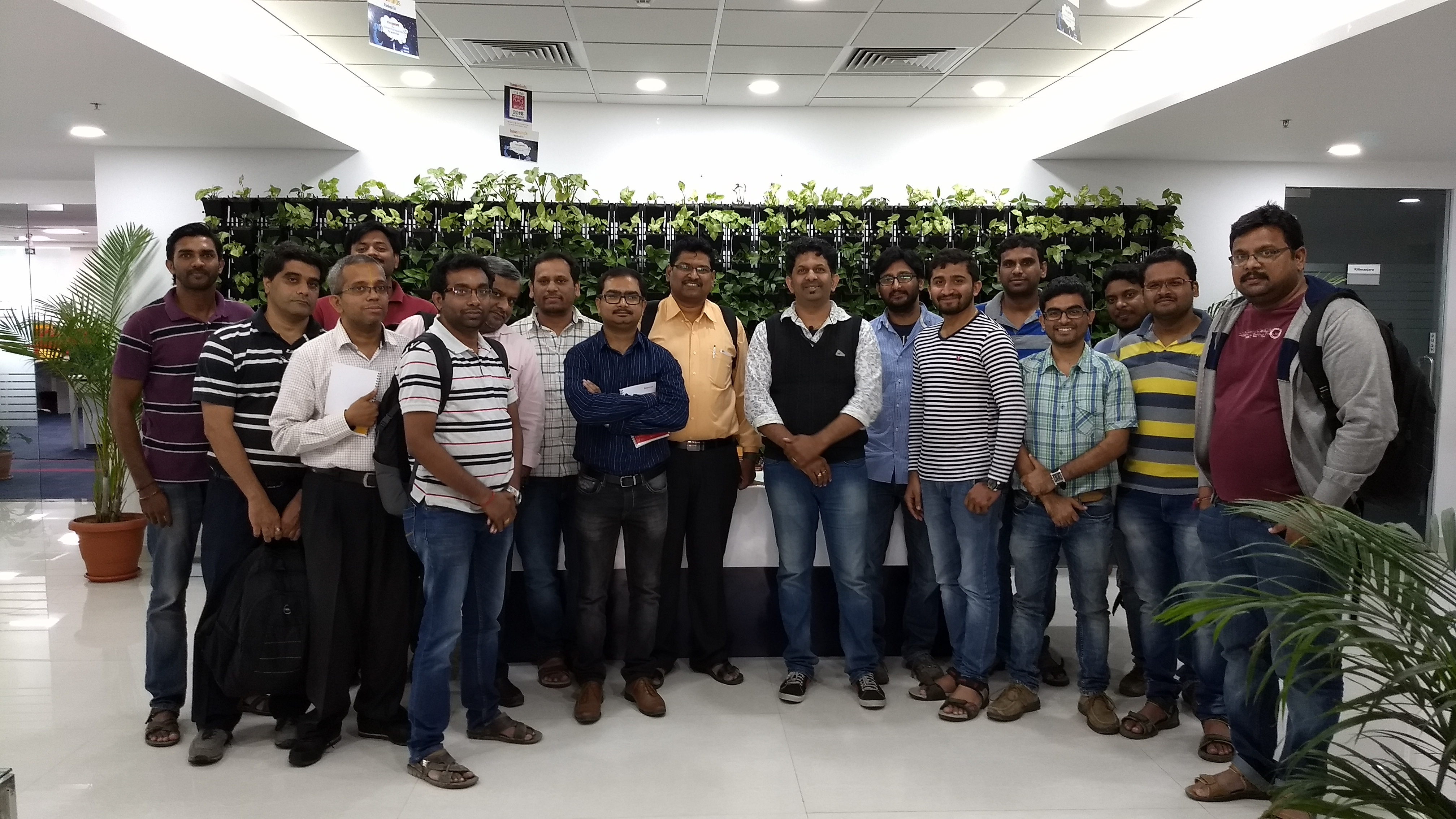 Innominds conducts follow up meetup on 'Microservices using Springboot'