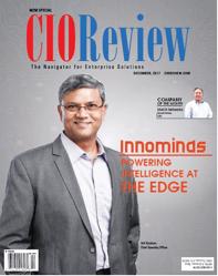 Anil Kumar Katakam Partner & COO in CIOReview Magazine,