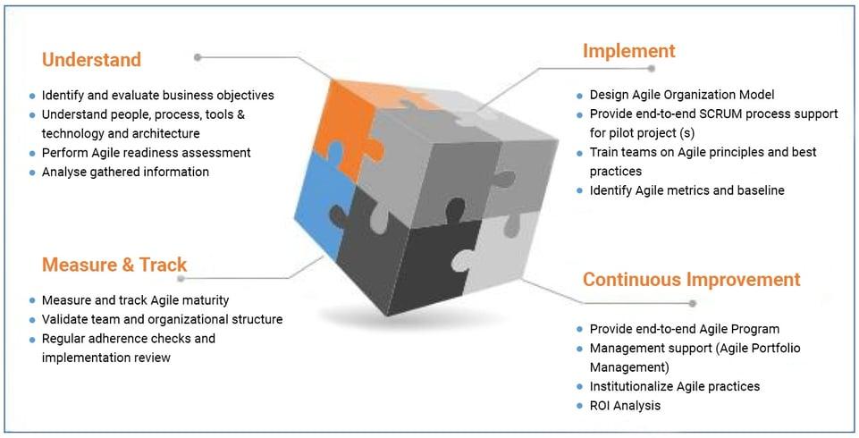 Agile Advisory and Transformation