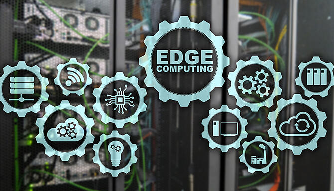 How Edge Computing decentralizes data processing?