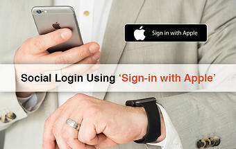 Sign-in with Apple feature image 1