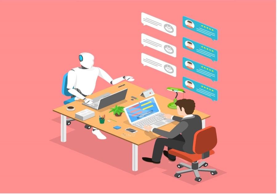 AI chatbot platform for enterprise solutions