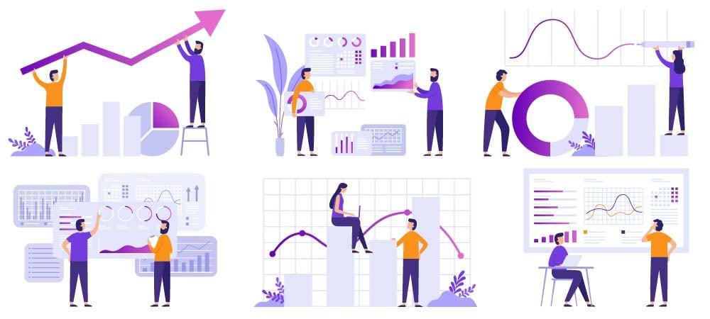 Analytics dashboard solutions