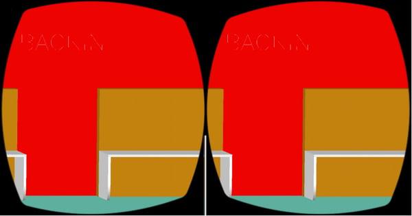 Interior VR View Virtual 3D Model