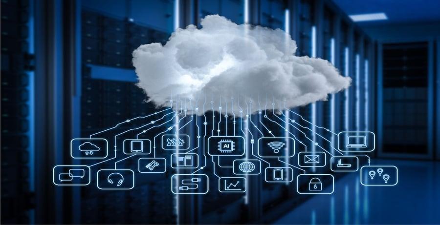 Cloud data migration strategy