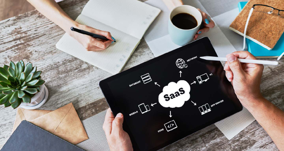 Saas Solution for Data security