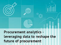 Procurement analytics