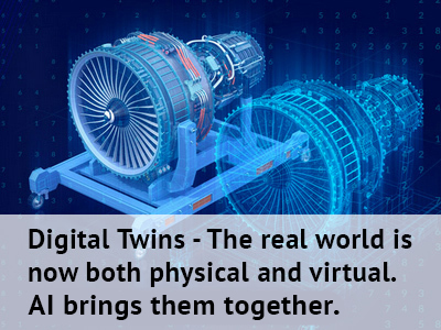 Digital Twin to lower service costs