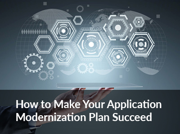 Planning Application modernization