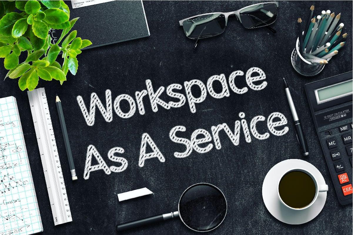 Cloud based workspace virtualization