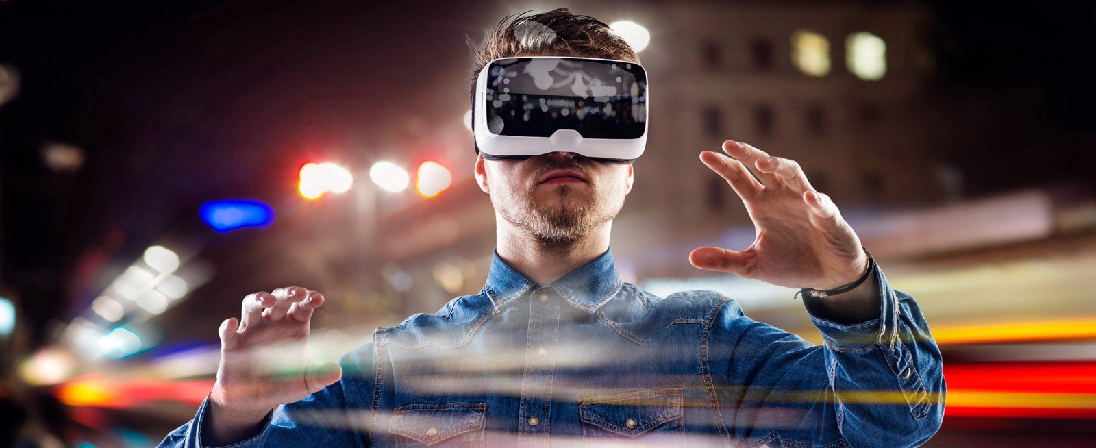 Going beyond Gaming: VR/AR as a disruptive technology for enterprises