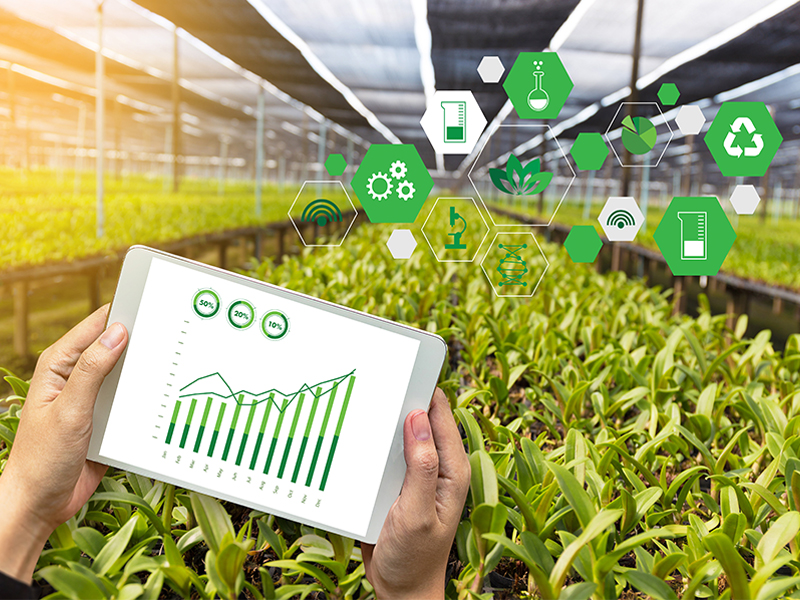 iFusion Analytics - Innominds technology Solution in Smart farming