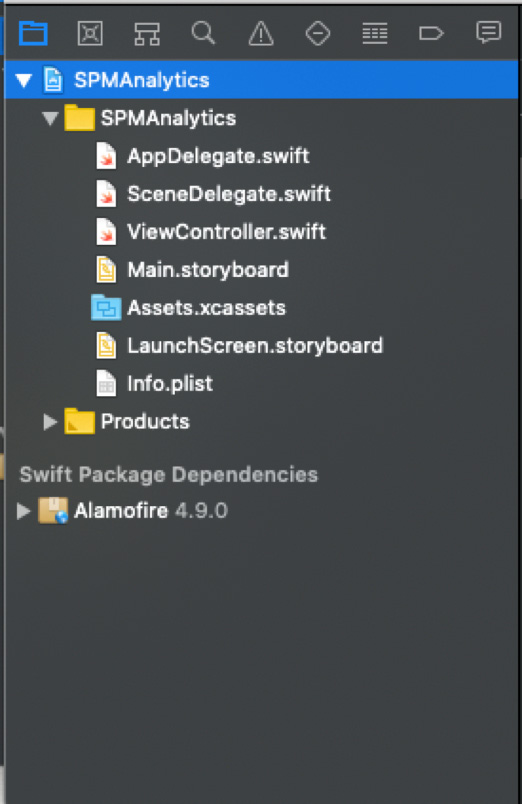 Developing Swift Package Manager in iOS